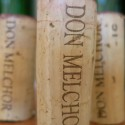 Corks from bottles of Concha Y Toro's Don Melchor icon Cabernet